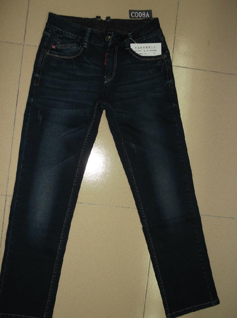 男裝牛仔褲 C008A 1