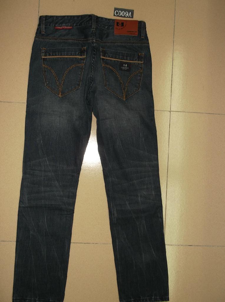 男裝牛仔褲 C009A 2