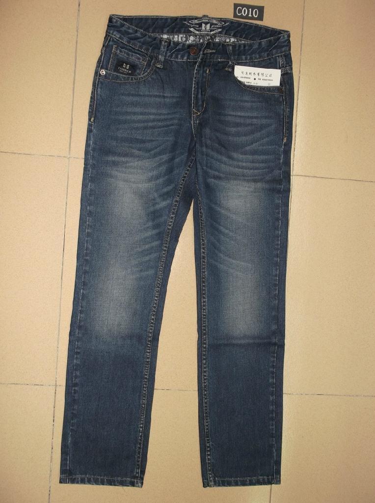 男裝牛仔褲 C010 1