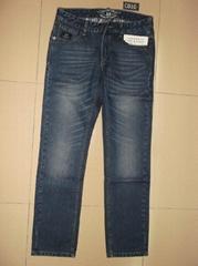 男装牛仔裤 C010