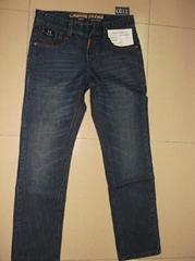 男装牛仔裤 C011