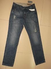男装牛仔裤 C012A