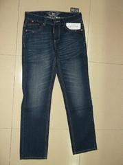 男装牛仔裤 C014