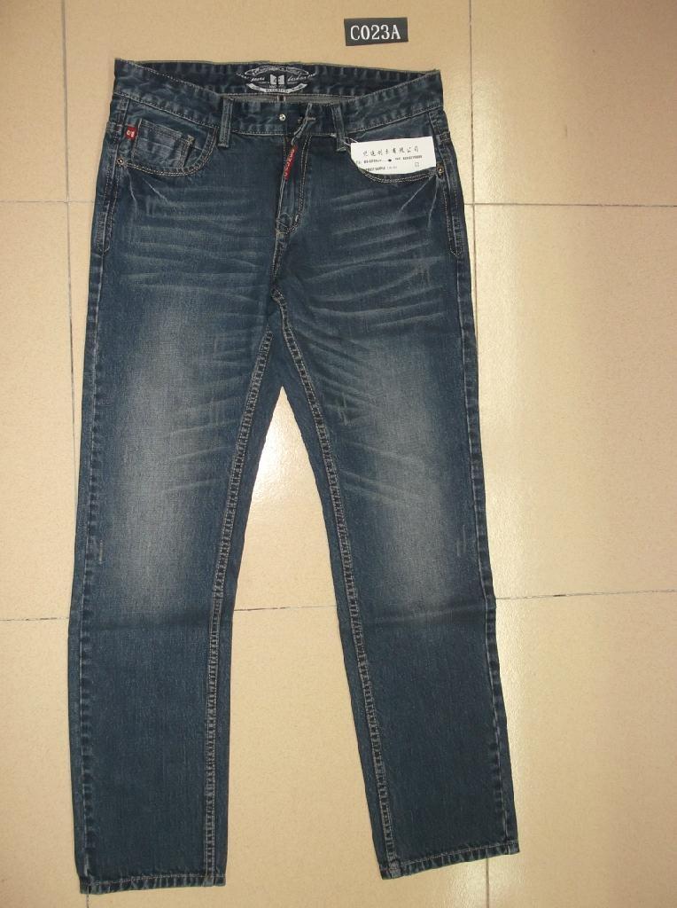 男裝牛仔褲 C023A 1