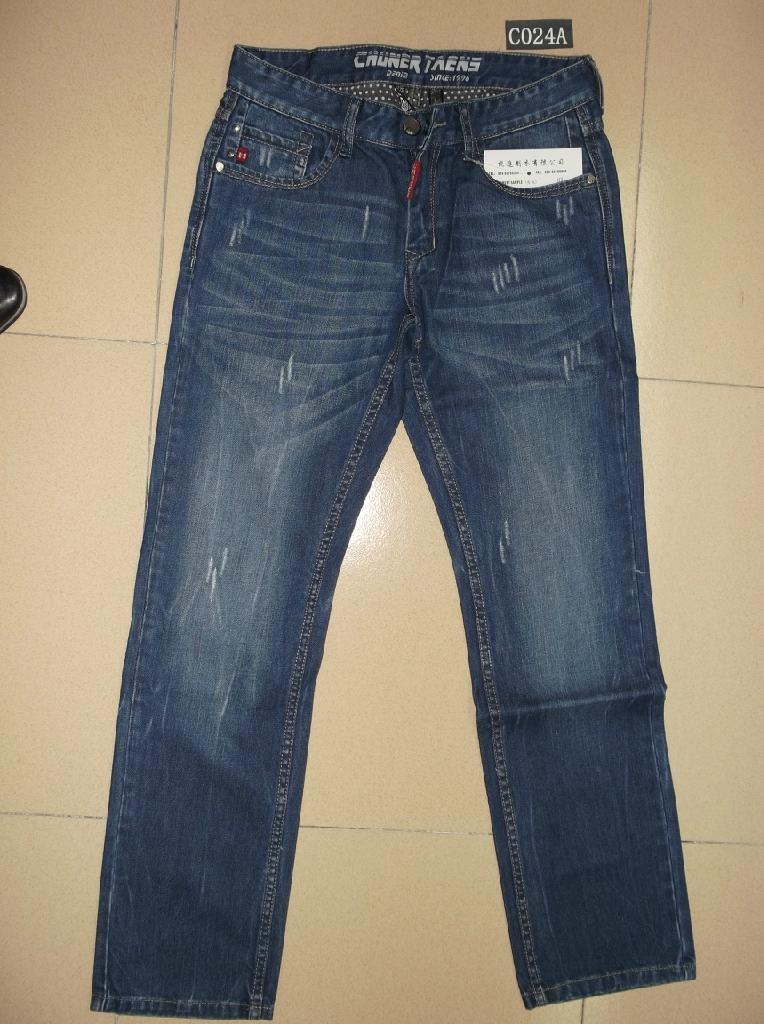 男裝牛仔褲 C024A 1