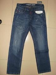男装牛仔裤 C024A