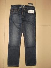 男装牛仔裤 C030A