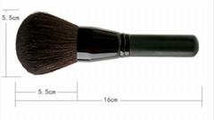 short handle makeup powder brush 2013