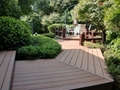 composite decking(wpc) hollow DH150X25