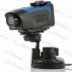 Underwater LCD Screen 1080p Sport Action Camera Car DVR