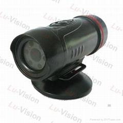 480P 9feet Underwater Outdoor Waterproof Sports Helmet Camera