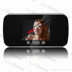 3.0inch LCD Screen Motion Detect Recording Peephole Digital Door Viewer Camera