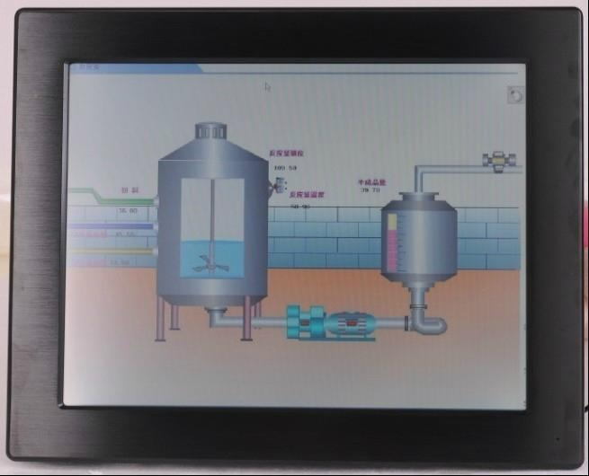 10.4 inch  onboard cpu touch screen panel pc 3