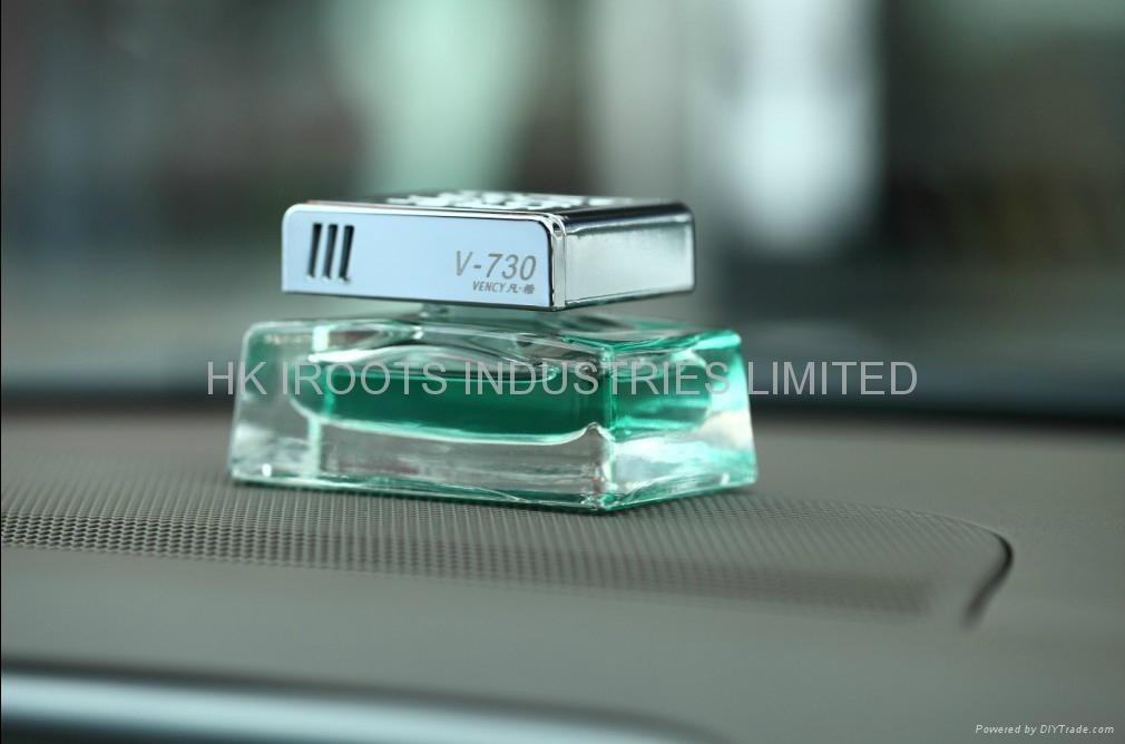 Bottle Car Air Freshener(V-730) car perfume 4