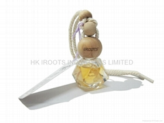 hanging oil car perfume(I-002)