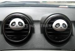 panda car vent air freshener