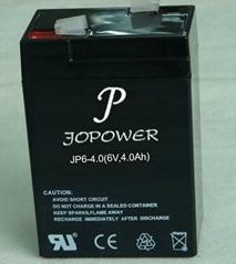 Alarm System VRLA Battery 6V4Ah