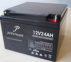 Deep Cycle Battery 12V24Ah