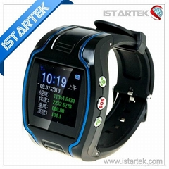 Personal PT300 Mini Watch GPS Tracker for Children and The Elder