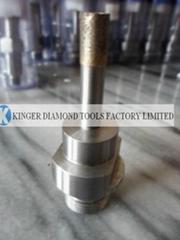 diamond core drill bits for FUSHAN FZ100B machine