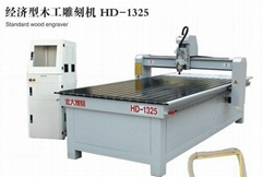 Two-Heads CNC Woodworking Machine