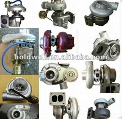 turbocharger for trucks
