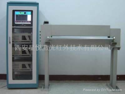 掃描式激光測厚儀 1