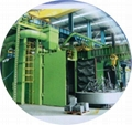 Vehical Shot Blasting Machine