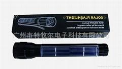 TM-SF02   Aluminum Alloy  Solar LED