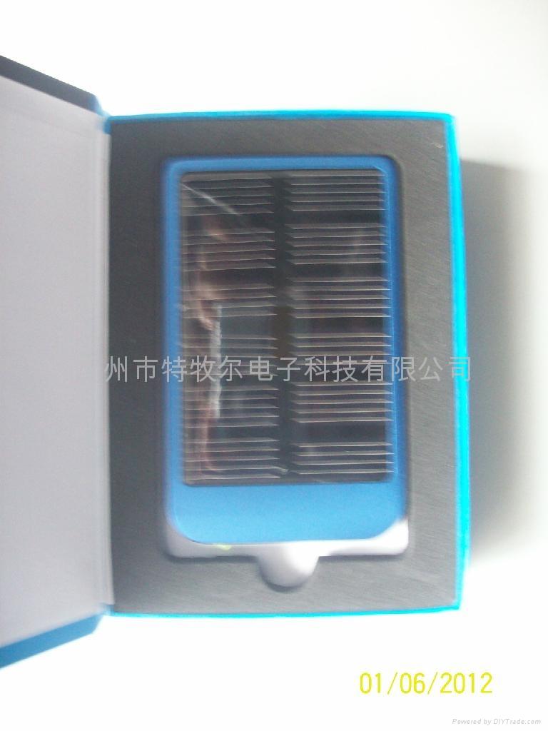 便携带大容量太阳能充电器 2