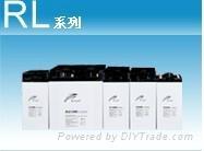 照明系统铅酸蓄电池