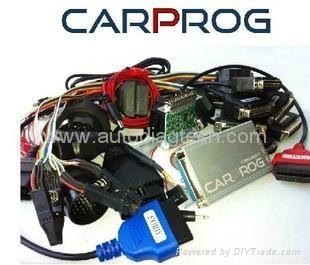 Carprog Car Prog full V4.1 for Car Radio Odometers Dashboard Immobilizers repair 1