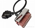 PSA 30 Pin OBDII Adapter Cable