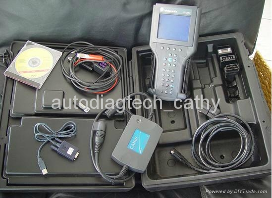 Wholesale Promotion GM Tech 2 Deluxe Kit with Candi Flash Diagnostic Scan Tool 2
