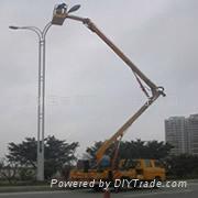 惠州高空作业车出租服务