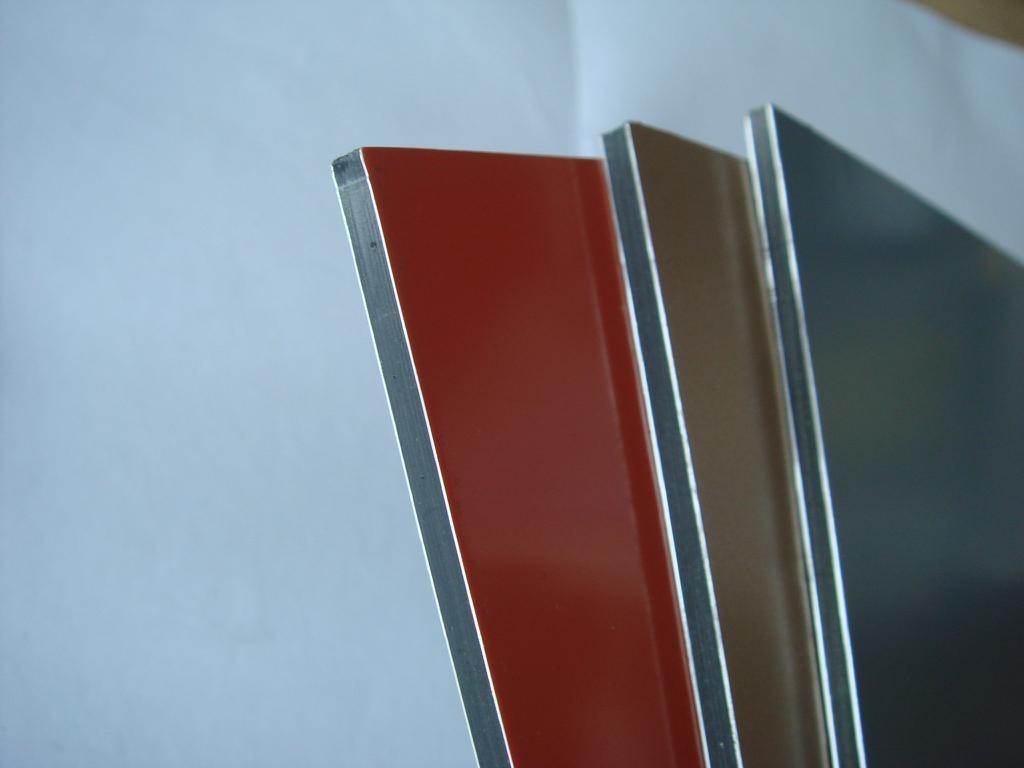 fireproof  grade aluminium composite panel building material mm lqtrade china