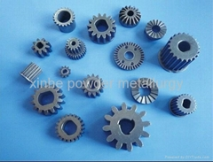 Powder metallurgy sintered gears