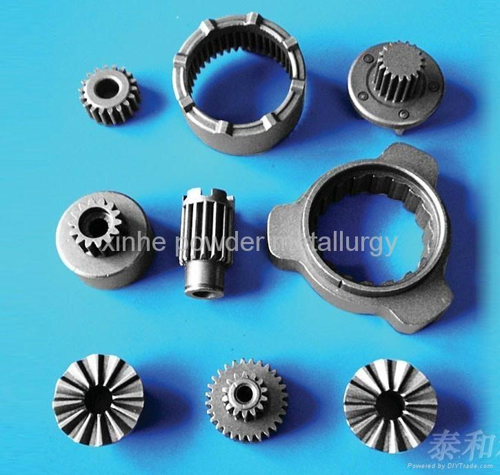 Powder metallurgy sintered gears 4