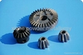 Powder metallurgy sintered gears for