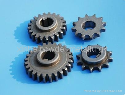 Powder metallurgy sintered gears for power tools 2