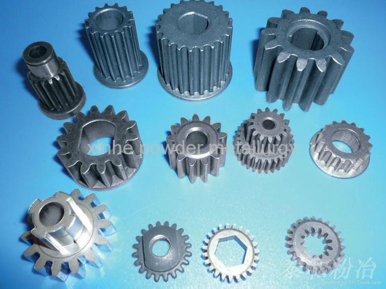 Powder metallurgy sintered gears for power tools 3