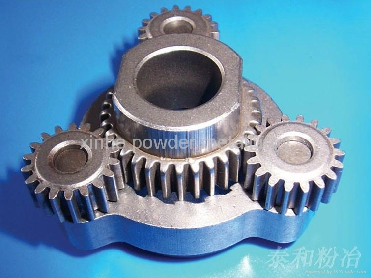 Powder metallurgy sintered gears for power tools 4