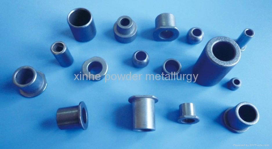 Powder metallurgy sintered oil bearing, oilless bearing 1