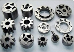 powder metallurgy oil pump gears