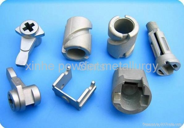 Powder metallurgy sintered spare parts 4