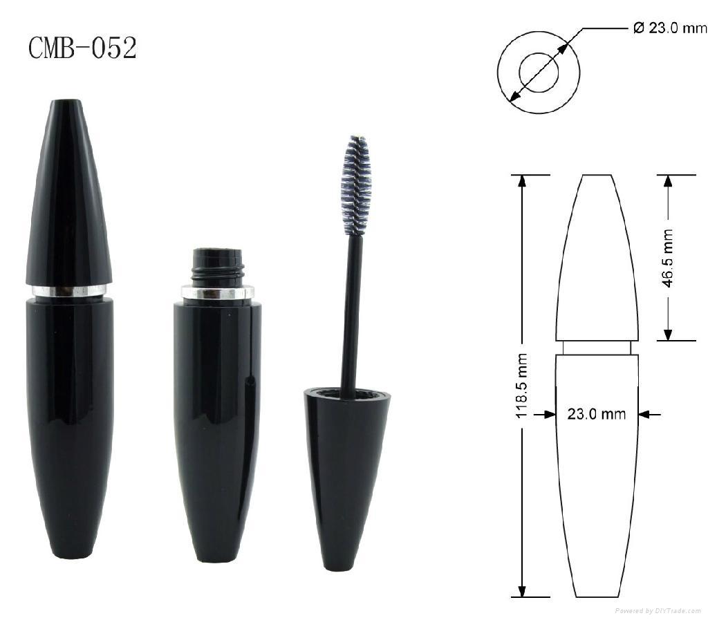 Cosmetic plastic mascara bottle packaging  2