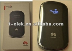 Unlocked mini huawei e587 wireless router usb 4g wifi router modem 42M