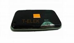 3G portable mobile router sim card modem