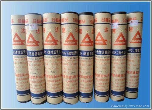 改性瀝青防水卷材 sbs 5