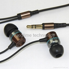 wired earphones with microphone KT-087